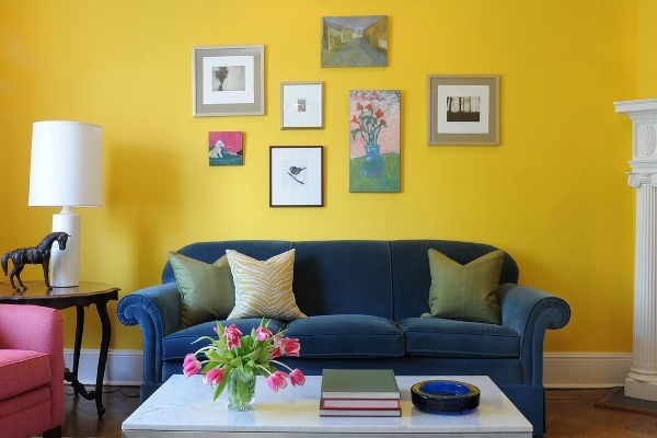 Color Of The Week Yellow Traget