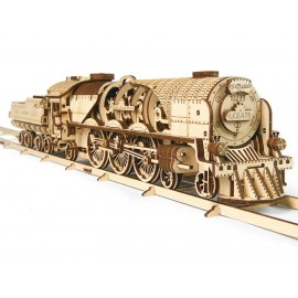 Tren decorativ V-Expres cu tender