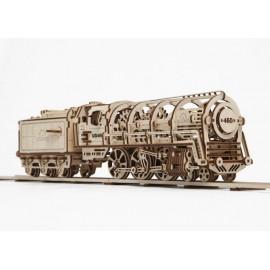 Locomotiva UGears