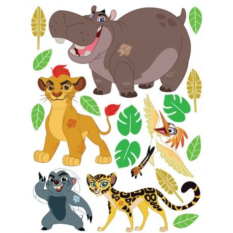 Stickere copii Lion King