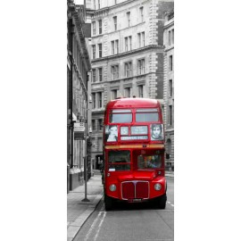 Fototapet London Bus
