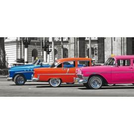 Fototapet Urban - Masini Cuba