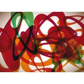 Fototapet abstract Compozitie