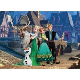 Fototapet copii Frozen