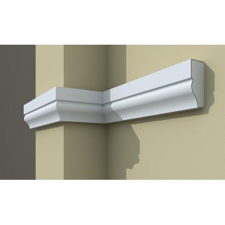 Ancadrament polistiren FD003 50x140mm pentru ferestre