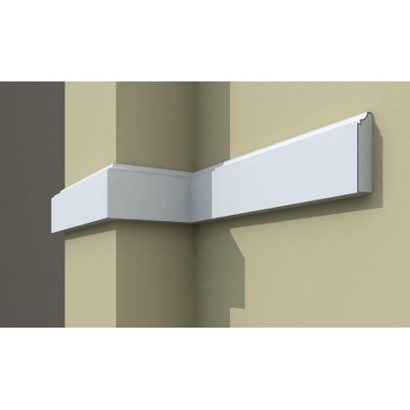 Ancadrament polistiren FD013 31x135mm pentru ferestre