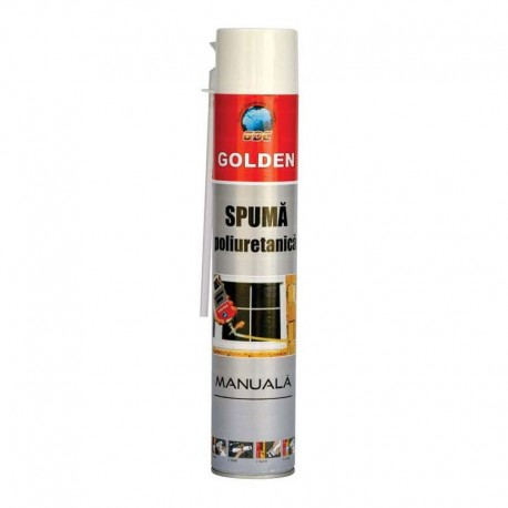 Spuma poliuretanica manuala Golden 650ml
