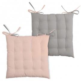Perna scaun Duo roz pudra