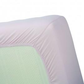 Cearsaf roz Jersey 160x200 cm