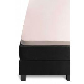 Cearceaf topper Jersey roz 80x200 cm