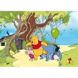 Fototapet Disney pentru camere copii - Winnie the Pooh