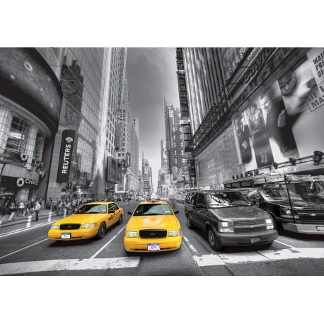 Fototapet Yellow Cab