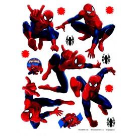 Stickere Spiderman 1 pentru perete camera copii