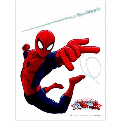 Sticker Spiderman 2 pentru perete camera copii