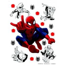 Stickere Spiderman 3 pentru perete camera copii