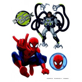 Stickere Spiderman 4 pentru perete camera copii