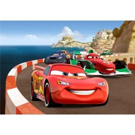 Fototapet Cars - Cursa