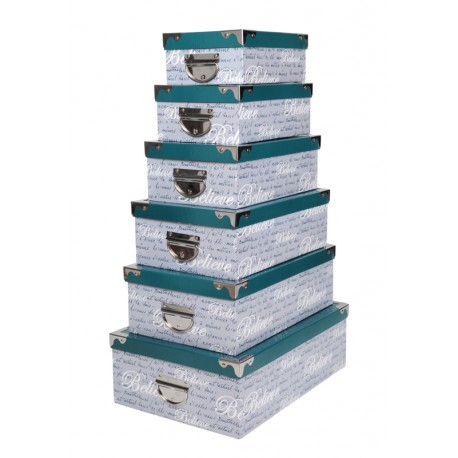 Set cutii decorative Guimard