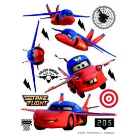 Stickere Cars 4 pentru perete camera copii