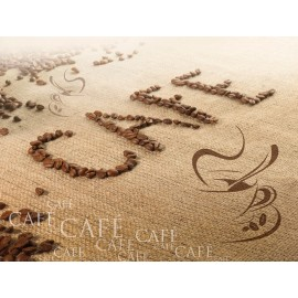Fototapet design Cafe
