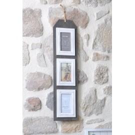 Decoratiune perete Julie cu rame foto