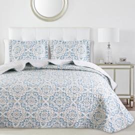Cuvertura pat Marena cu arabescuri