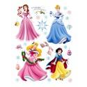 Stickere perete Walt Disney - Printese