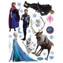 Stickere perete Frozen pentru camere copii