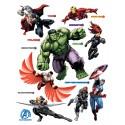 Stickere perete Avengers