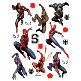 Stickere perete Amazing Spider-Man