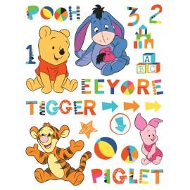 Stickere Winnie the Pooh