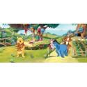 Fototapet Disney pentru camere copii - Winnie the Pooh 2
