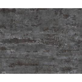 Tapet Beton vintage negru