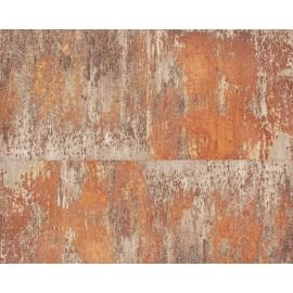 Tapet Perete bronz oxidat