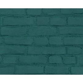 Tapet Caramida verde