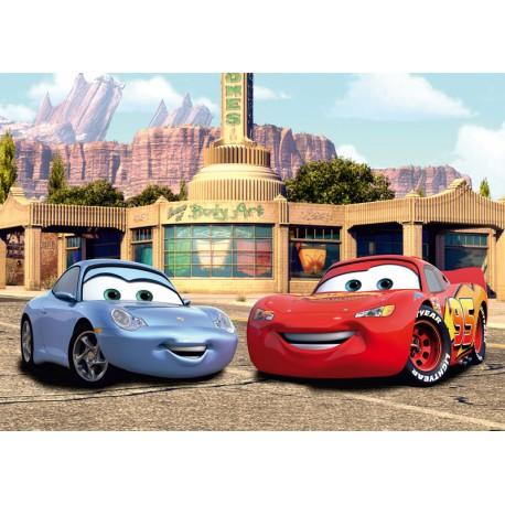 Fototapet Disney pentru camere copii - Cars