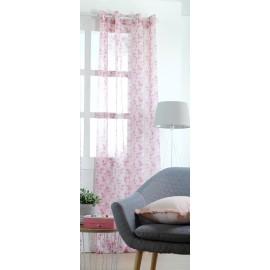 Perdea roz cu unicorni Zaelia