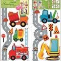 Stickere decorative pentru masurare copii - utilaje