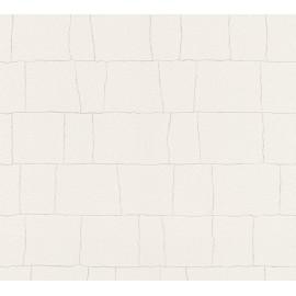 Tapet bucatarie Piatra alba