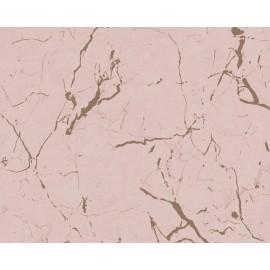 Tapet marmura roz
