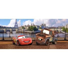 Fototapet Cars in Paris