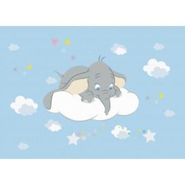 Fototapet Elefantul zburator Dumbo