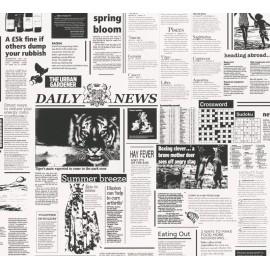 Tapet Newspaper