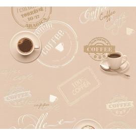 Tapet bar Coffee