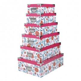 Set cutii decorative Anya