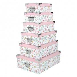 Set cutii decorative Pimprenelle