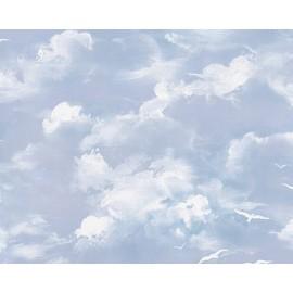Tapet Cer cu nori