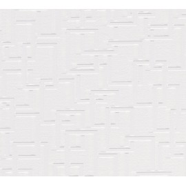 Tapet alb modern