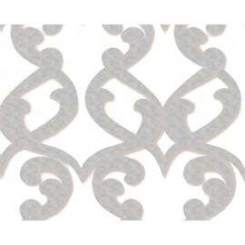 Tapet alb-gri in stil Baroc