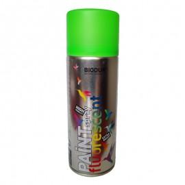 Spray verde neon fluorescent